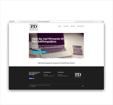 P&D Bokföringstjänst